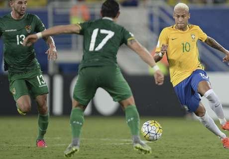 Neymar regresa a los entrenamientos