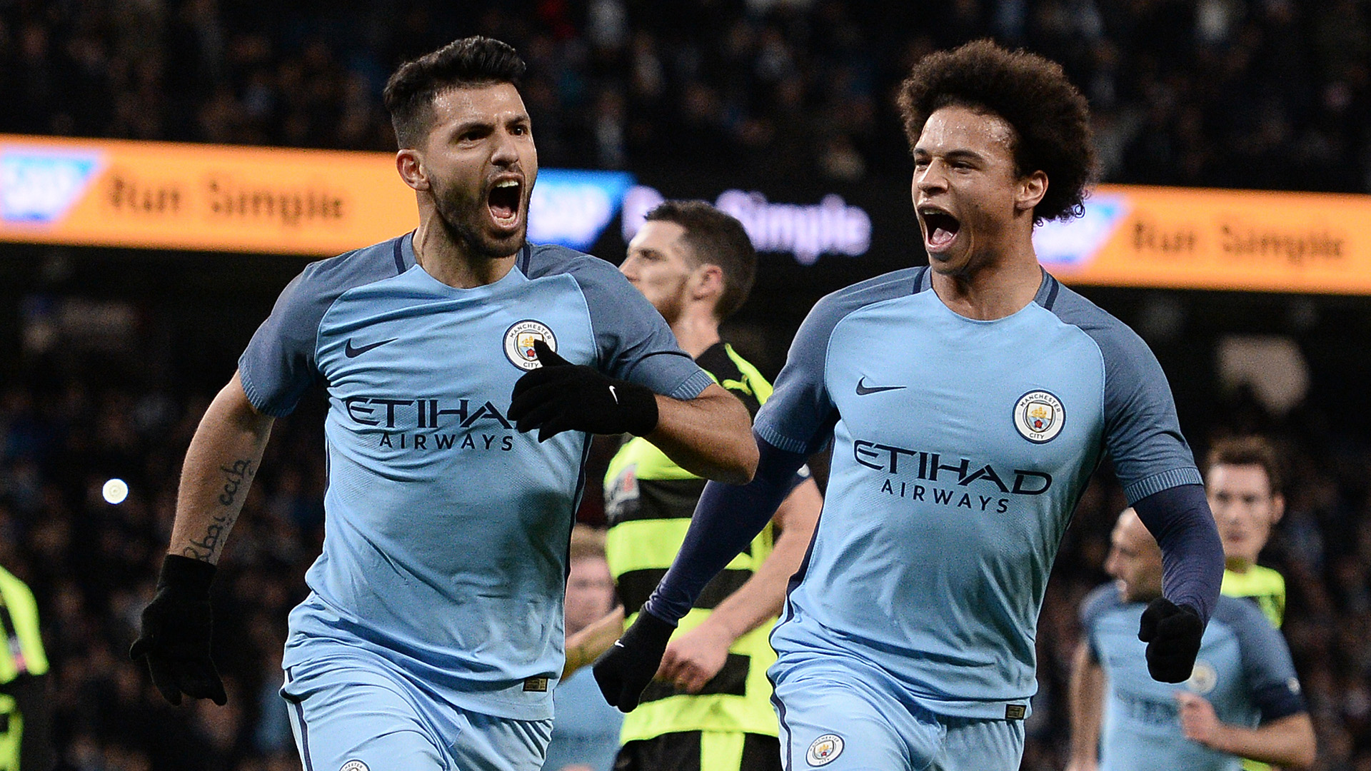Manchester City hierarchy wowed by Sergio Aguero form