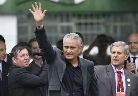 Tite: We must give strength to Chape