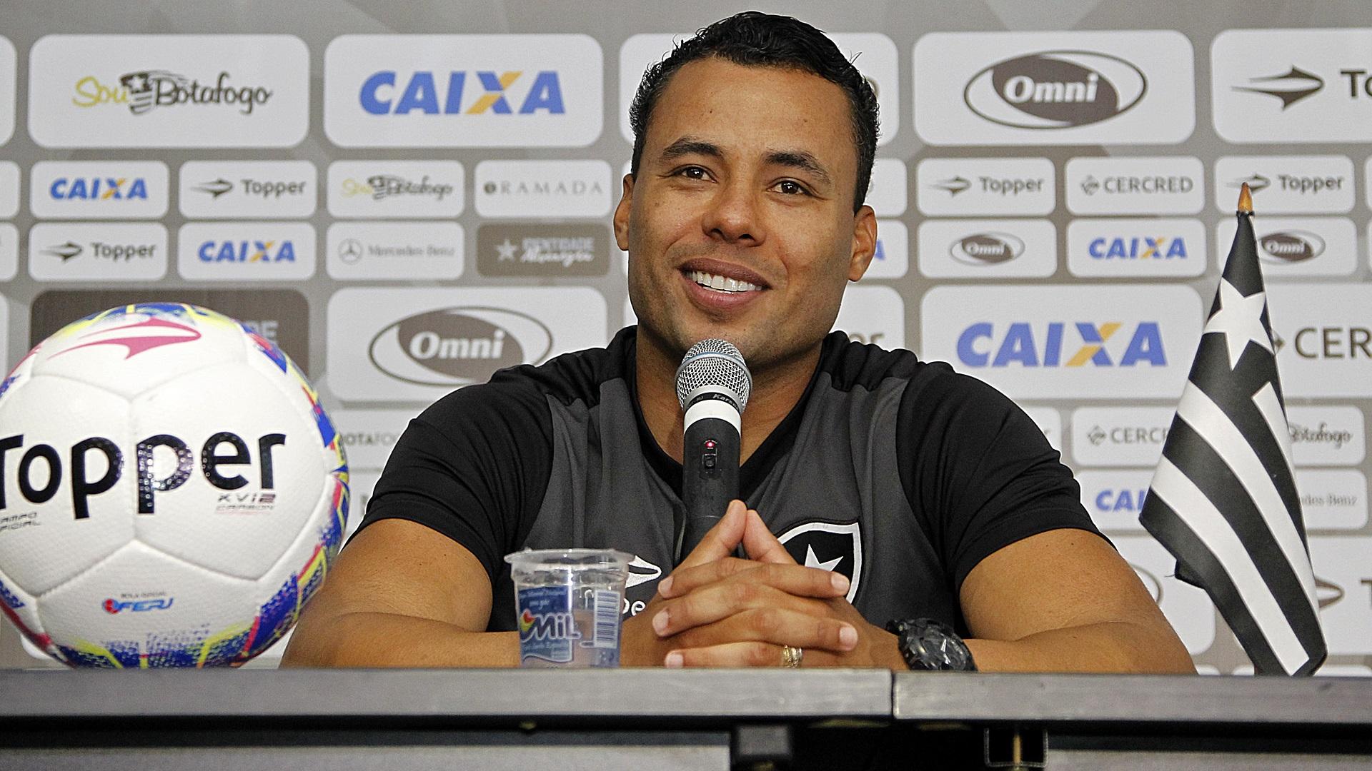 Jair Ventura Botafogo 15 11 2016