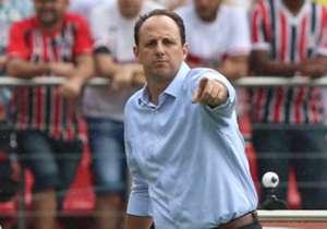 A Confederação Brasileira de Futebol (CBF) divulgou a tabela básica do Campeonato Brasileiro de 2017. O São Paulo fará sua estreia contra o Cruzeiro, no dia 13 ou 14 de maio, no Mineirão. Confira os jogos do Tricolor no primeiro turno: