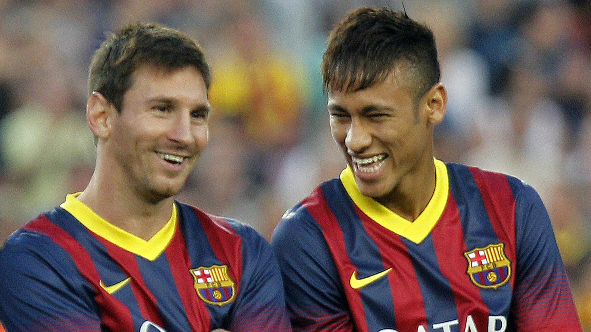 Messi Neymar Barcelona 07 11 2016