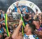 Retrospectiva Goal 2016: O ano do Grêmio em imagens