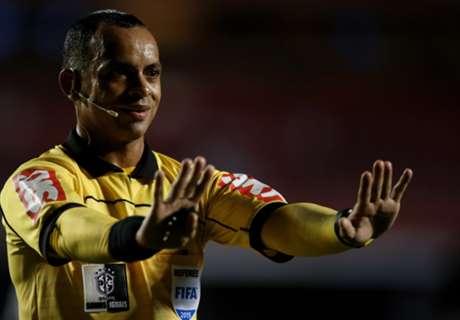 Árbitros para la Copa Libertadores