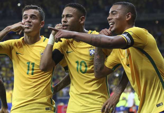 Brazil overtake Spain as world's most-expensive national team