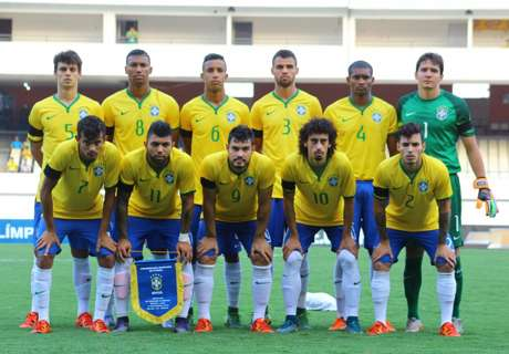 Brazil announce Olympic friendlies