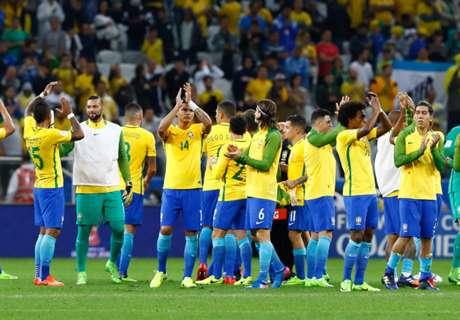 RESMI: Brasil Ke Piala Dunia 2018