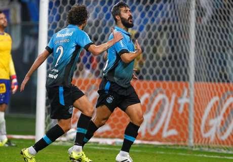 AO VIVO: Grêmio 1 x 1 Coritiba