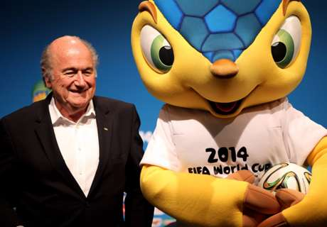 Carta de un niño para Blatter
