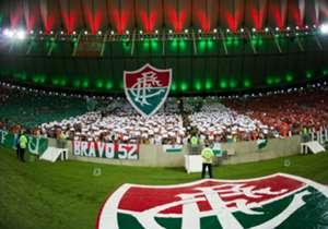 ¡La fiesta fue montada para él! Ronaldinho Gaúcho fue la estrella del partido entre Fluminense y Gremio y no decepcionó.