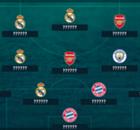 Com 5 do Real, Özil escolhe seu time ideal