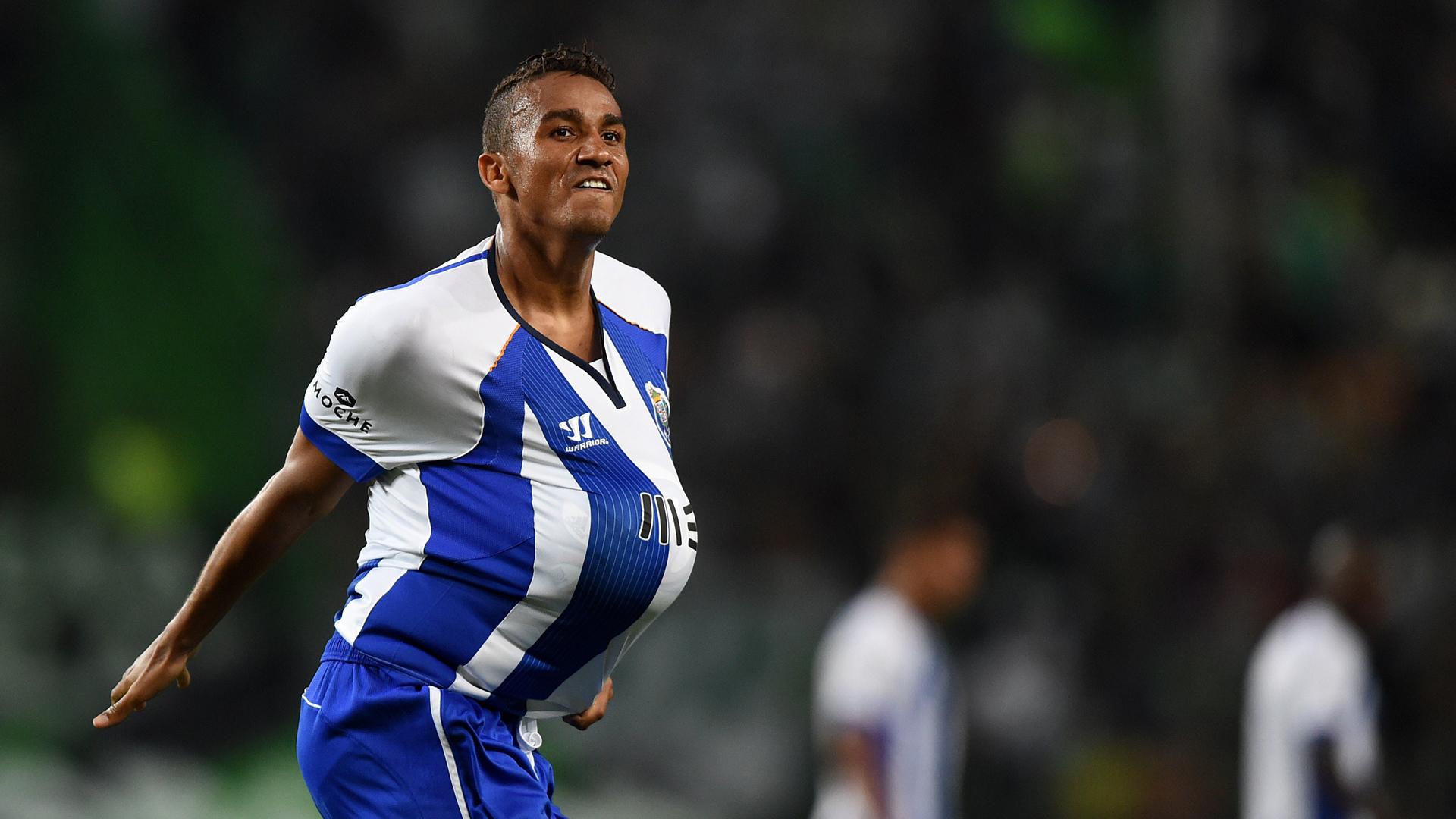 Danilo quiere jugar en el Real Madrid