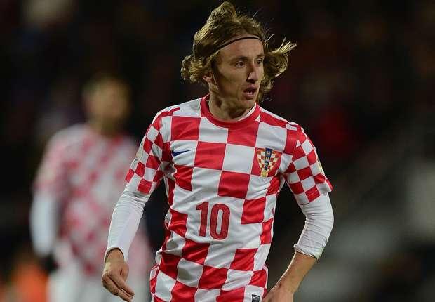 Luka Modric führt seine Kroaten bei der WM an