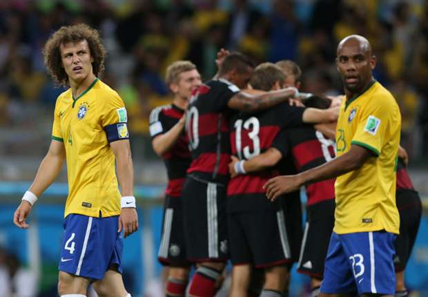 Brazil 1-7 Germany: Klose makes World Cup history as hosts suffer semi-final obliteration