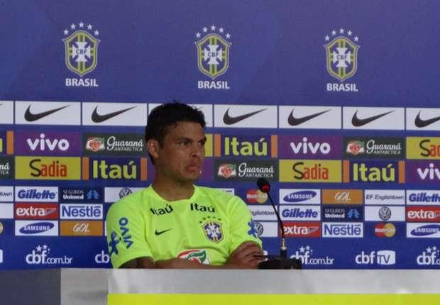 Capitão da Seleção Brasileira conversou com a imprensa
