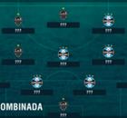 Galeria: A seleção combinada de Grêmio e Atlético-MG