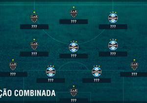 Tricolor e Galo disputam a final da Copa do Brasil nesta quarta-feira (7), às 21h45 (horário de Brasília). Goal pega o que Renato Gaúcho e Diogo Giacomini tem à disposição e monta um timaço, levando em conta também a qualidade técnica e o primeiro duel...