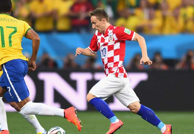 Croatia given a boost as Modric escapes serious injury