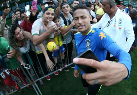 Brazil, Neymar move closer to Olympics