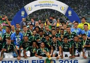 Palmeiras tentará defender título em 2017