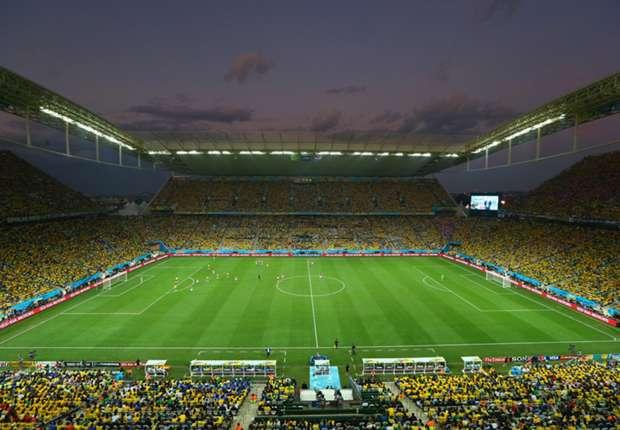 Estádio recebe Internacional e Corinthians na próxima quinta-feira