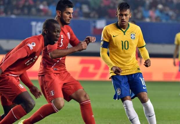 match brazil bolivia report