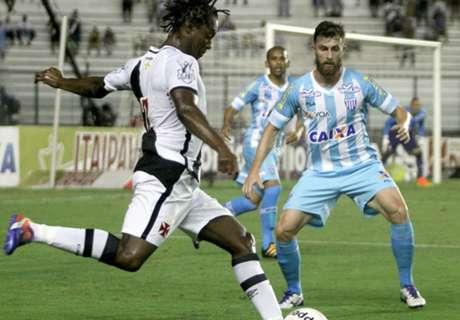 Série B: Vasco 0 x 0 Avaí