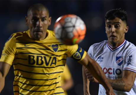 Liberta: Nacional 1 x 1 Boca Juniors