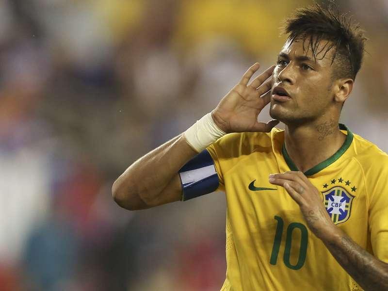 Neymar quer jogar tanto a Copa América como a Olimpíada do Rio