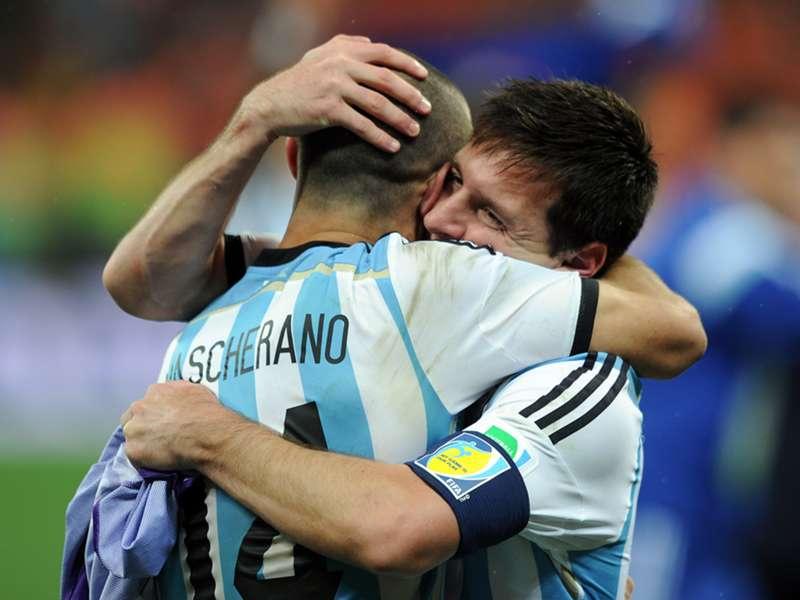 """Mascherano diz que a Argentina não teve medo na semifinal: """"Fizemos o jogo de nossas vidas"""""""