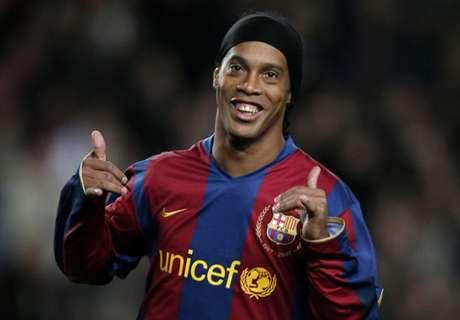 Ronaldinho não vai para o Coritiba