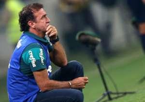 Assim que acabou o Campeonato Paulista para o Palmeiras, o técnico Cuca já prometeu diminuir o elenco, que tinha 37 jogadores. Nesta terça-feira, as mudanças já começaram e devem continuar a todo vapor. Veja atletas que já foram embora e outros que ain...