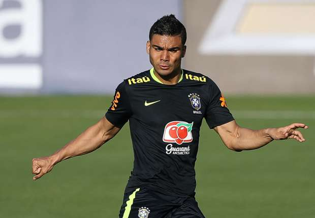 Casemiro to captain Brazil for first time