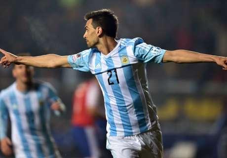"Copa America, Javier Pastore : ""Je joue pour Messi"""