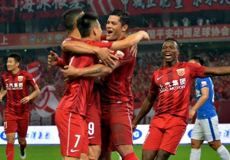 China in Goal: Passando o Brasil...