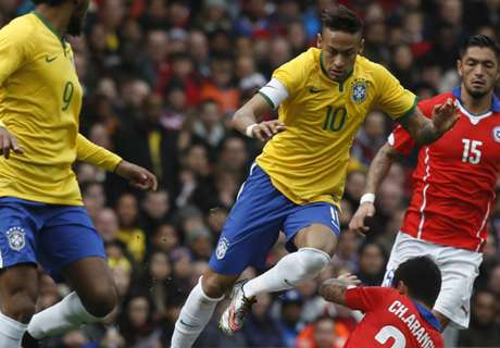 Brazil Grinds Out Win