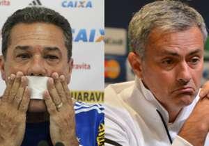 Luxemburgo e José Mourinho já deixaram seus nomes na história do futebol, mas também proferiram algumas frases que deram o que falar! Adivinhe, a seguir, qual dos dois proferiu as frases!