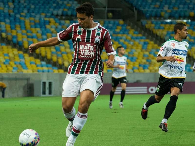Jean revela que já negociava com o Palmeiras há um ano