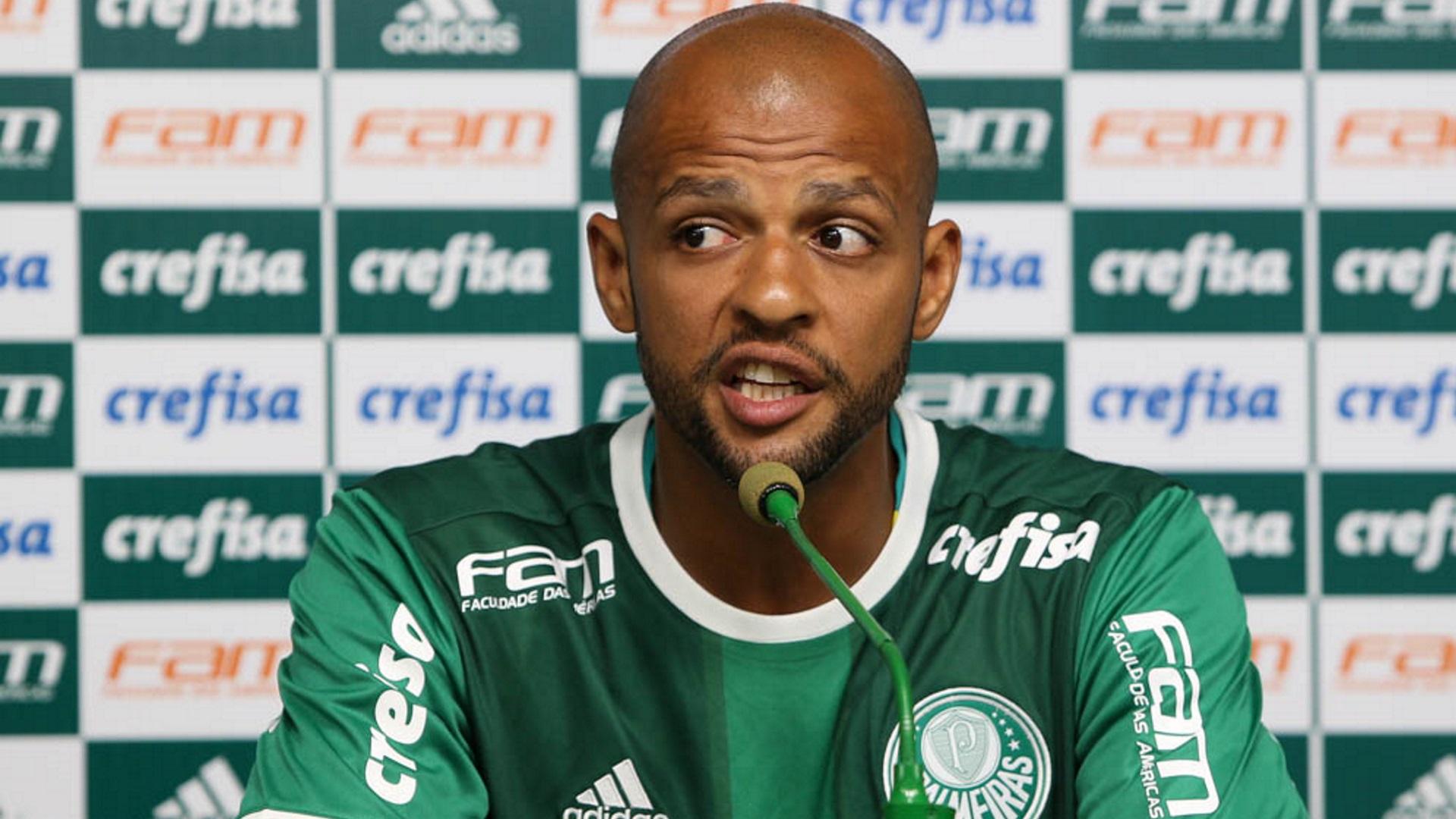 Felipe Melo detona 'Kibe Loco', cartola do Flamengo