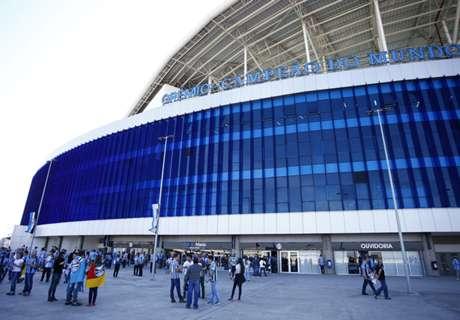 Grêmio fará amistoso contra o Danubio