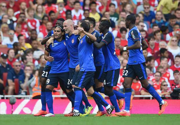Arsenal vs Monaco - Emirates Cup - 030814