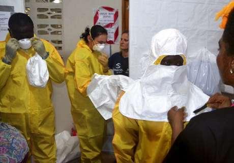 Suspenden un partido por ébola