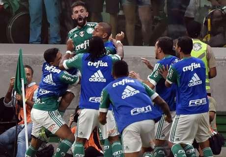 ► Palmeiras 4-0 River (U)