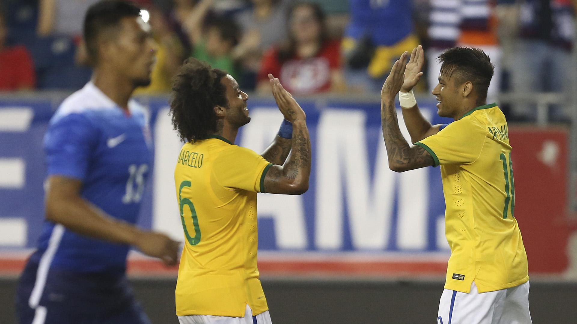 Marselo va Kazemiro Braziliya terma jamoasiga chaqirildi