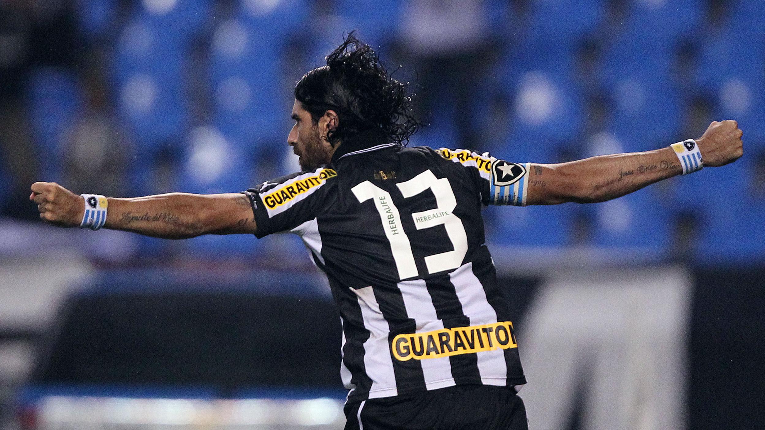 Loco Abreu - Botafogo
