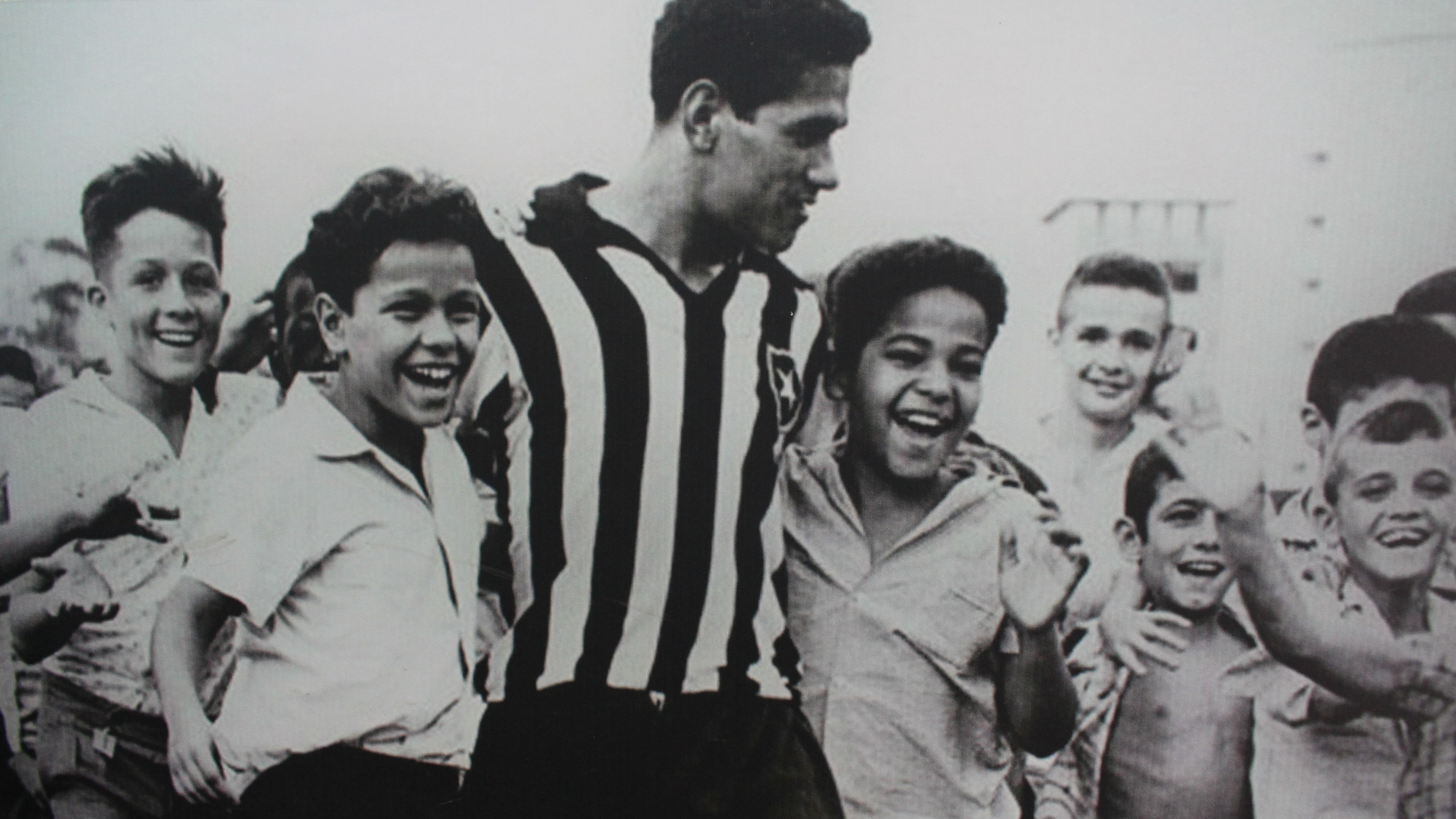 A great myth passed down by generations Garrincha is still missed