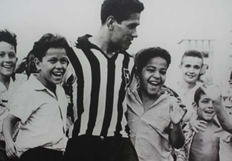 Where Garrincha is never forgotten