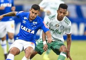 Flamengo, Palmeiras, Botafogo e Fluminense formam o G4 do returno. Confira a classificação!