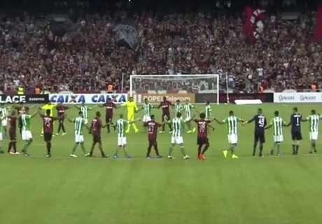 Federação paranaense proíbe Atletiba