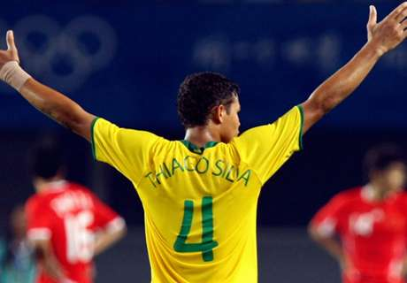Thiago Silva's second chance